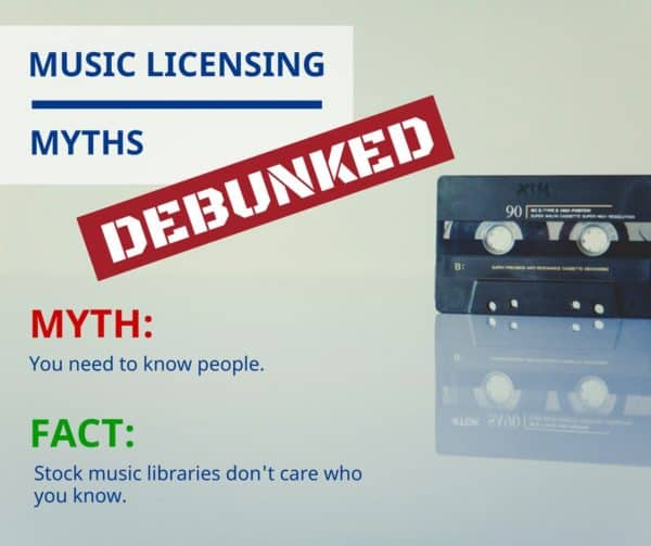 Music Licensing Myth Debunked